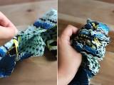 Perfect DIY Wax Print Headwrap8