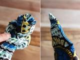 Perfect DIY Wax Print Headwrap9