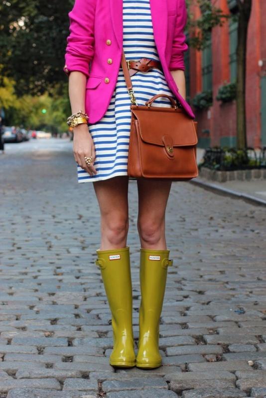 Rainy Day Outfit Ideas 10 | Styleoholic