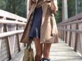 Rainy Day Outfit Ideas 18