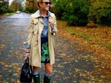 Rainy Day Outfit Ideas 19