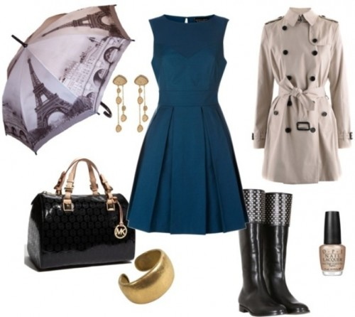Fashionable Rainy Day Outfit Ideas For Women