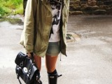Rainy Day Outfit Ideas 20