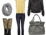 Rainy Day Outfit Ideas 6