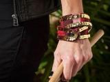Rockin' DIY Sequin Cuffs2