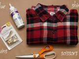 Rockin' DIY Sequin Cuffs3