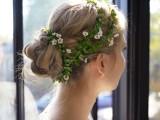 Romantic DIY Braided Chignon