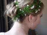 Romantic DIY Braided Chignon15