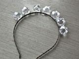 Romantic DIY Crystal Headband3