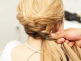 Romantic DIY Fishtail Braid For Summer11