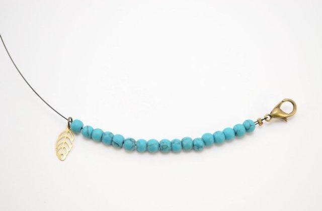 Picture Of Simple DIY Beaded Bracelet 8