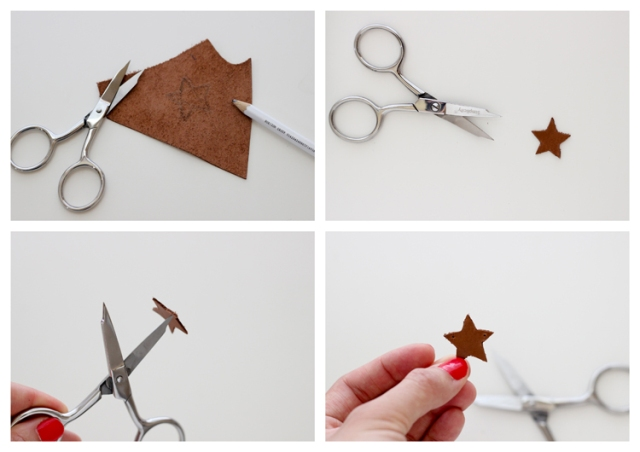 Picture Of Simple DIY Leather Necklace 4