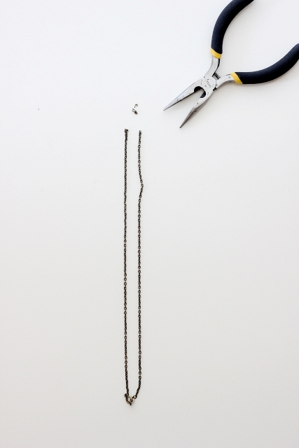 Picture Of Simple DIY Leather Necklace 5