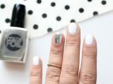 Simple DIY Polka Dots Nail Art4