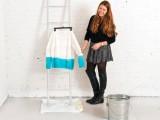 Spring DIY Dip-Dyed Sweater2