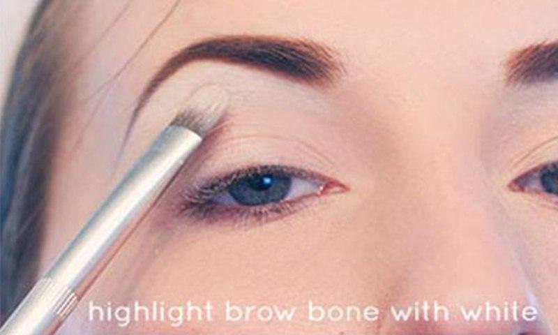 Step by step diy neutral eye makeup photo 3