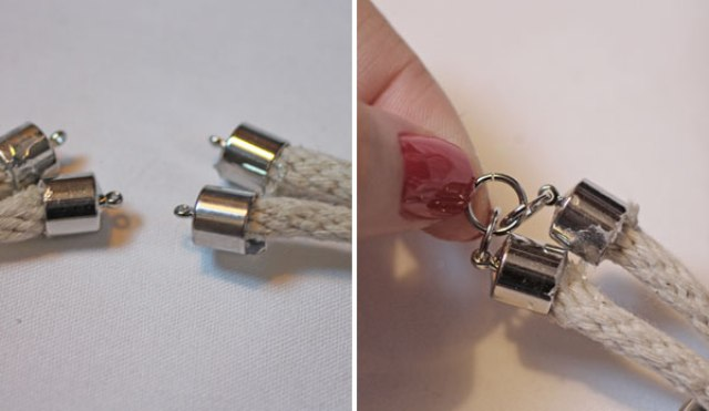Picture Of Stylish DIY Metal Ring Necklace 8