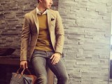 Stylish Jacket Looks For Men 1