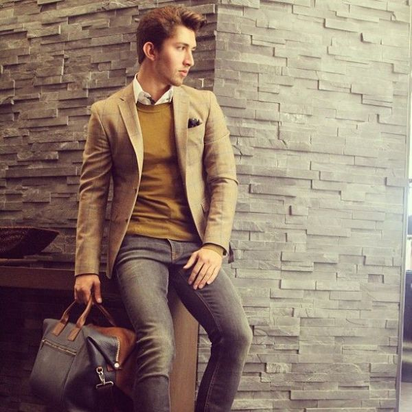 Picture Of Stylish Jacket Looks For Men 1