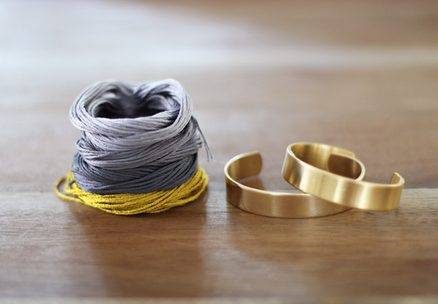 Picture Of Sunny DIY Braided Cuff 2