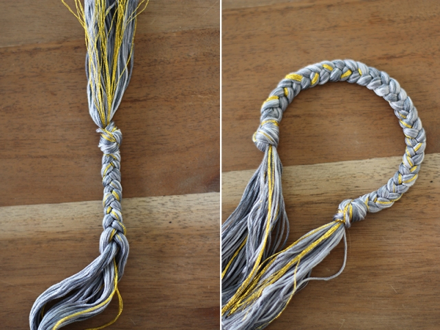 Picture Of Sunny DIY Braided Cuff 3