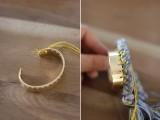 Sunny DIY Braided Cuff5
