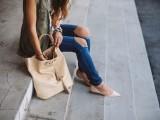 Super Cool DIY Destroyed Denim Jeans