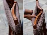 Super Easy DIY No Knit Scarf2