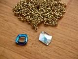 Super Easy-To-Make DIY Swarovski Bracelet
