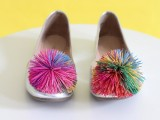 Super Funny DIY Koosh Ball Flats3