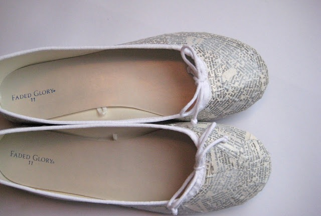 Picture Of Super Original DIY Dictionary Shoes 5