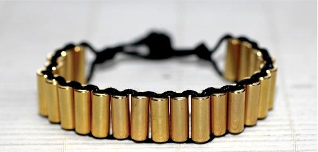 Picture Of Super Stylish DIY Criss Cross Bead Bracelet 6