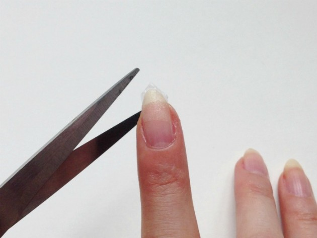 Picture Of The Secret Of Perfect Nails – Tea Bag Wraps 8