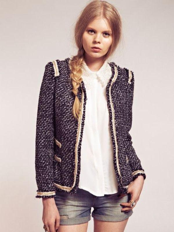 Picture Of Trendy Tweed Mockingbirds Jacket Looks 4
