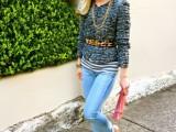 Trendy Tweed Mockingbirds Jacket Looks 7