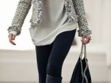 Trendy Tweed Mockingbirds Jacket Looks 9