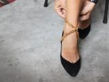Universal DIY Wrapped Shoe Chain10