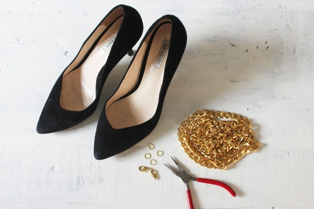 Picture Of Universal DIY Wrapped Shoe Chain 2