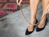 Universal DIY Wrapped Shoe Chain7