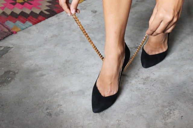 Picture Of Universal DIY Wrapped Shoe Chain 8