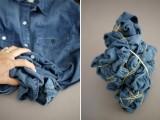 Unusual DIY Tie Dye Denim4
