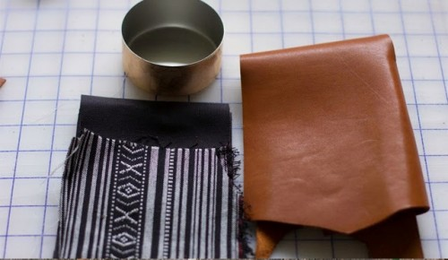 Cool DIY Leather Coin Pouch