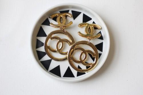 Beautiful DIY Geometric Jewelry Dish - Styleoholic