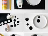 Useful DIY Geometric Jewelry Dish3