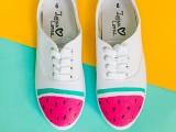 adorable-diy-watermelon-sneakers-uprgade-1