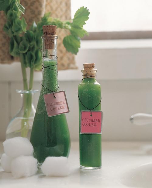 cucumber cooling toner