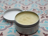 daisy, lavender and beeswax salve
