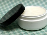 cocoa and shea butter salve with beeswax