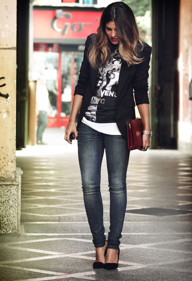 c6eaa52f7c408 20 Casual Friday Fall Work Looks For Girls - Styleoholic
