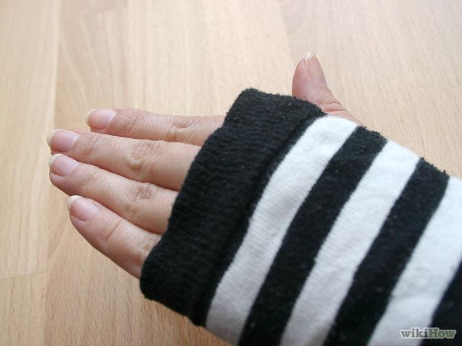 sock arm warmers